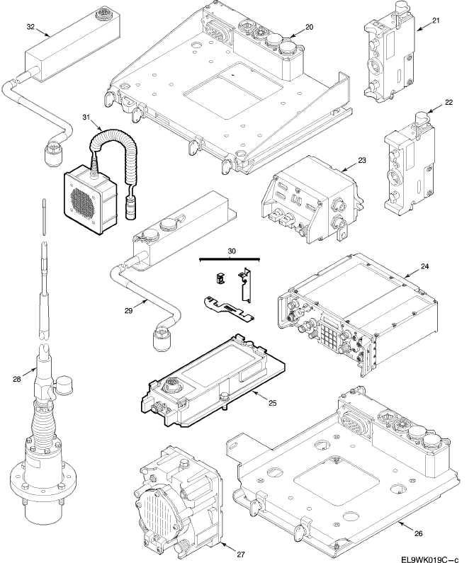 Figure 1 Sincgars Family Of Radios Anprc 119d Cont