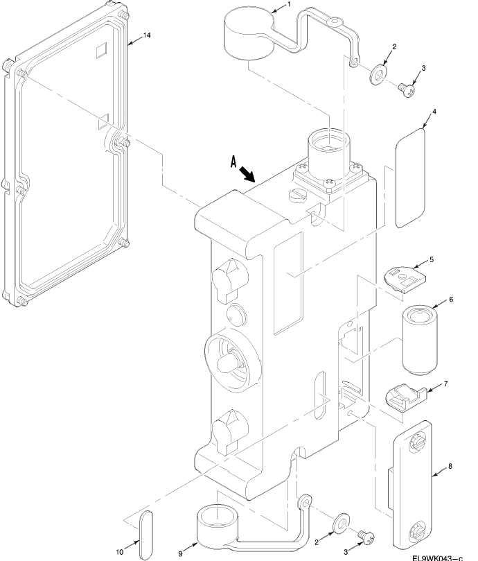 figure 17  electronic counter-countermeasures fill device mx-10579  vrc