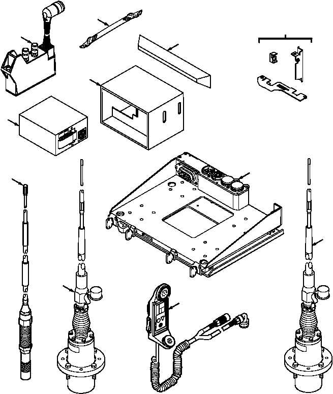 Figure 1  SINCGARS Family of Radios (AN/PRC-119F) (cont