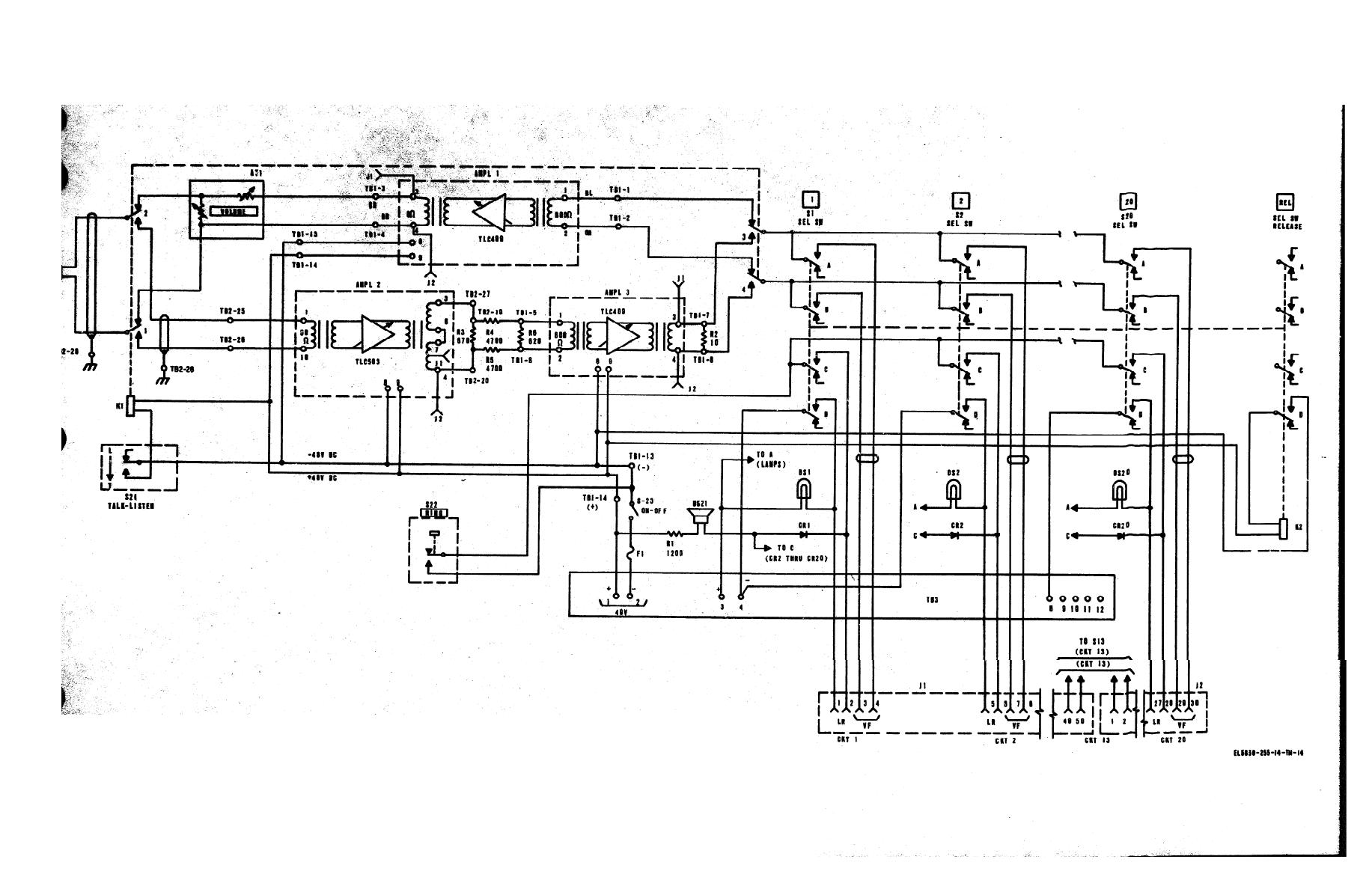 Pacific intercom system wiring diagram nutone